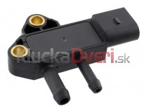 Snímač, čidlo, tlaku výfukových plynov Škoda Superb 08-10