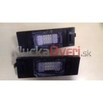 LED Osvetlenie ŠPZ Fiat Multipla