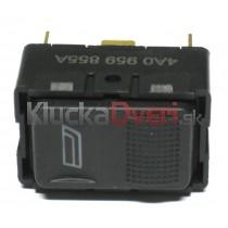 Ovládanie vypínač sťahovania okien Audi A6 4A0959855A