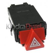 Vypínač výstražných svetiel Audi A6 C5, 4B0941509D, 4B0941509DB98