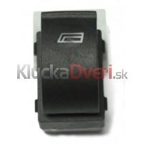 Ovládanie vypínač sťahovania okien Audi A6 C5, 4B0959855A