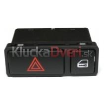 Vypínač výstražných svetiel s centrálnym zamykaním BMW 3 E46, 61318368920