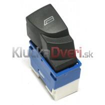 Ovládanie vypínač sťahovania okien Fiat Ducato II FL, 735315616