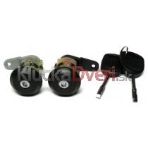 Vložka zámku, 2x kľúč Ford Courier 96-99