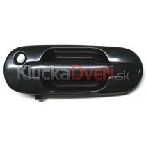Kľučka dverí vonkajšia predná ľavá Honda Civic VI HB Kombi