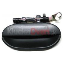 Kľučka dverí vonkajšia zadná ľavá Hyundai Accent