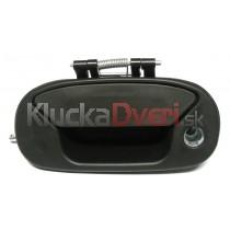 Kľučka vonkajšia zadných kufrových dverí, výklopné Fiat Doblo 00-10