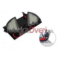 LED svetlo, podsvietenie spätného zrkadla, ľavé a pravé, VW Jetta III 05-10