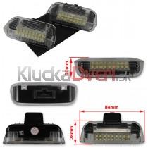 LED svetlo dverí Škoda Superb, 1K0947411A