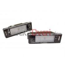 LED Osvetlenie ŠPZ Citroen DS3