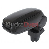 Lakťová opierka Suzuki SX4, čierna, eko koža