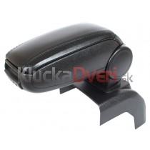 Lakťová opierka Ford Focus Mk2, čierna, eko koža