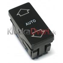 Ovládanie vypínač sťahovania okien elektrický Peugeot 106 91-03