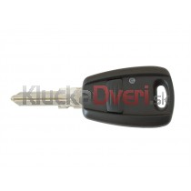 Obal kľúča, holokľúč pre Fiat Stilo, jednotlačítkový