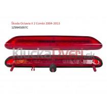 Tretie brzdové svetlo, stop svetlo Škoda Octavia II Combi 04-13