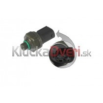 Snímač, čidlo, senzor, spínač tlaku klimatizácie BMW E71, E72 rad X6, 64536909257