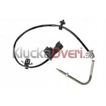 Čidlo, snímač teploty výfukových plynov Opel Meriva B, 55571362