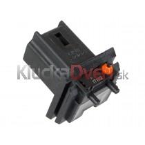 Spínač, vypínač zadných kufrových dverí Citroen C3 II, 6554V5
