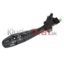 Vypínač, prepínač, ovládanie svetiel, smeroviek, vypínač predných a zadných hmloviek + klakson Peugeot 207