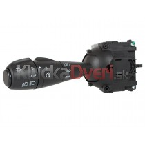 Vypínač, prepínač, ovládanie svetiel, smeroviek, zadných hmloviek + klakson DACIA LOGAN MCV II